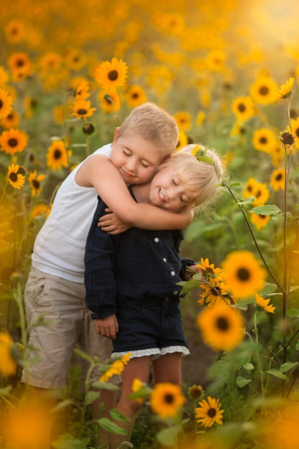 sunflower family photos