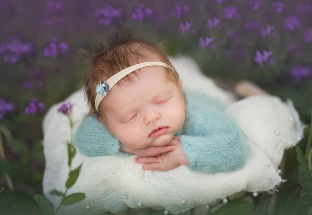 regina outdoor baby photos