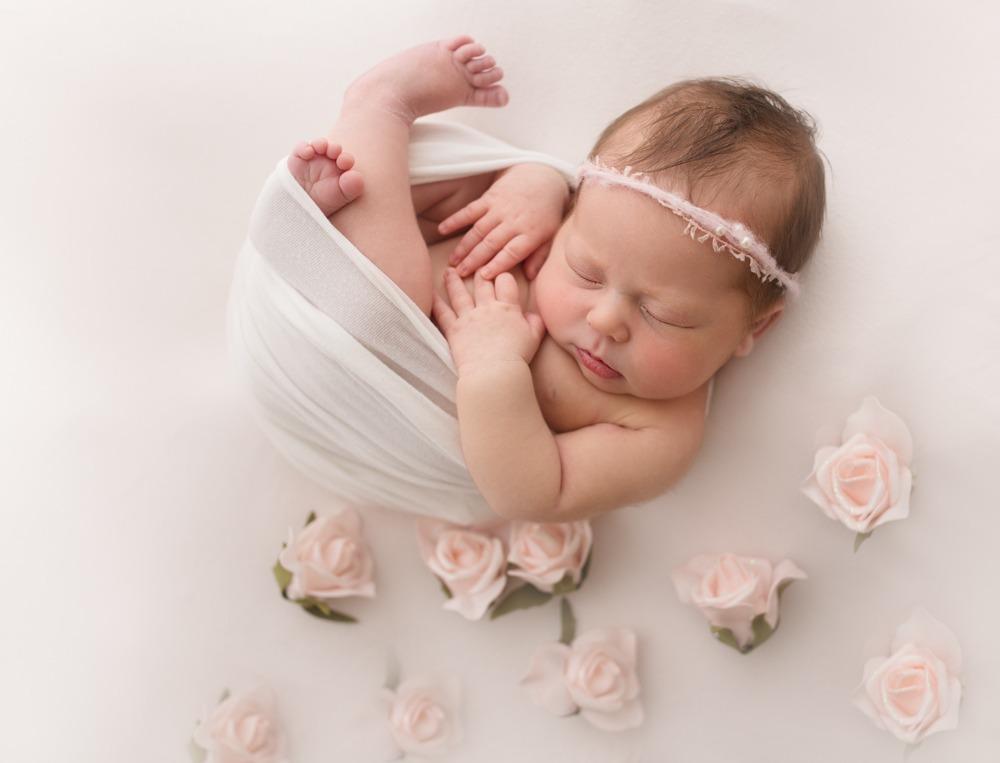 regina newborn photo session