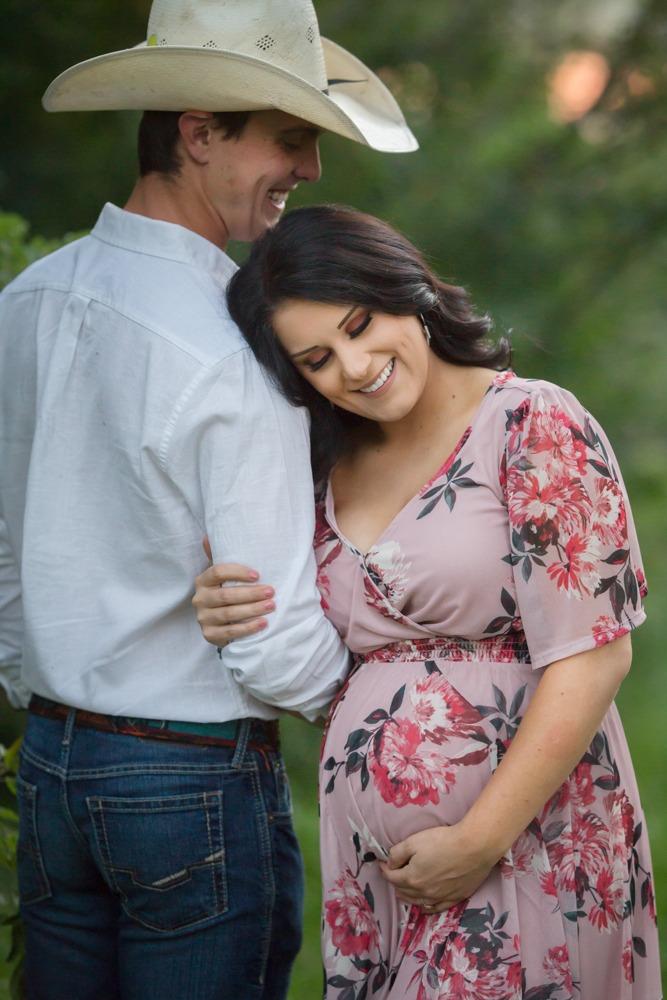 regina maternity photo session