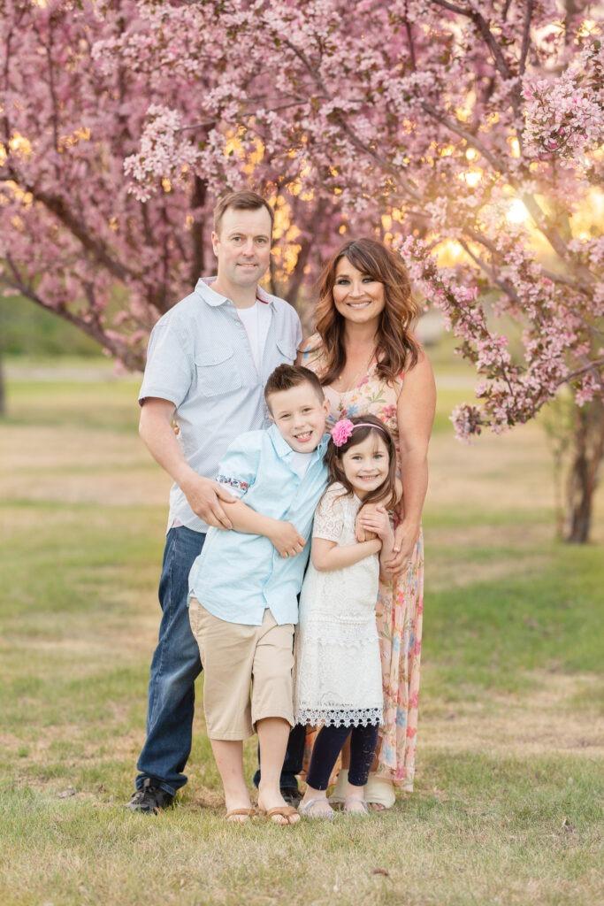 regina family photography