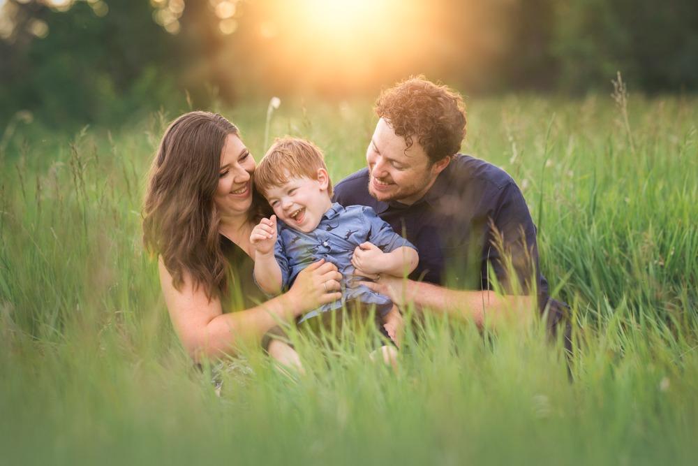 Regina family photo session